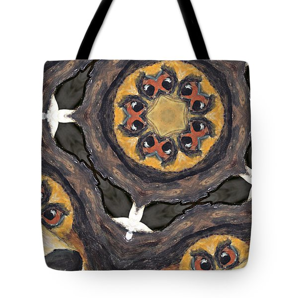All Eyes On You Tote Bag