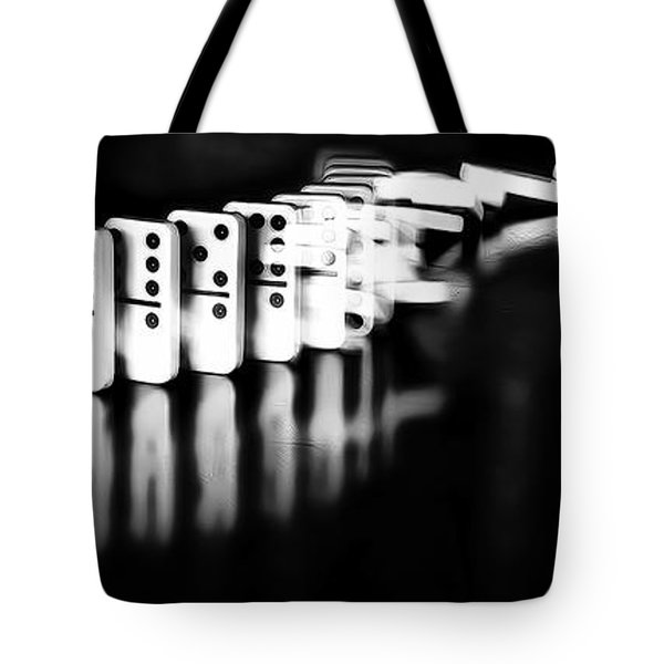 All Fall Down Tote Bag by Nancy Marie Ricketts