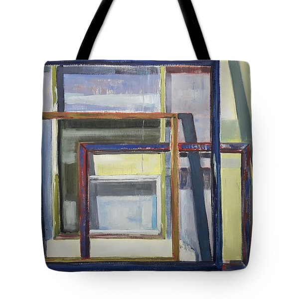All Framed Up Now Tote Bag