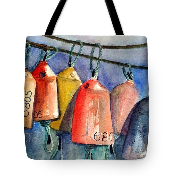 All Hung Up Tote Bag