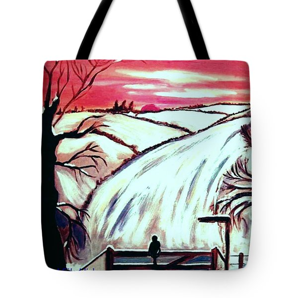 All Is Calm..... Tote Bag