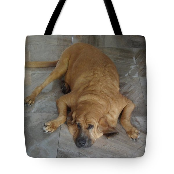 All Pooped Out Tote Bag