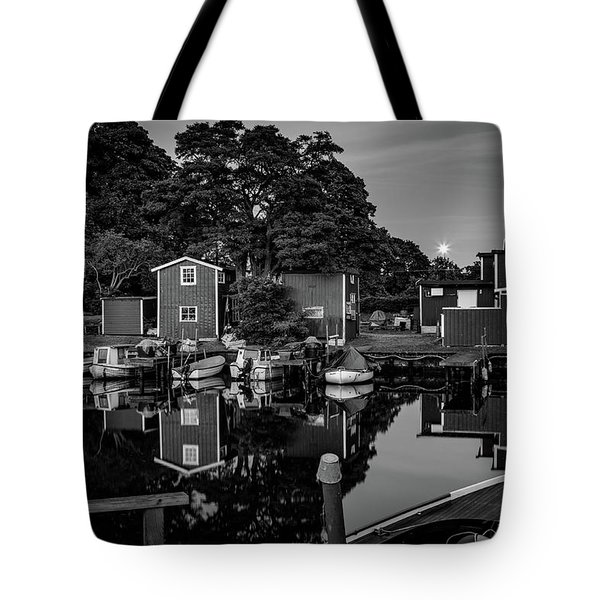 All Quiet Tote Bag
