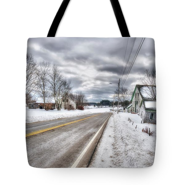 All Roads Lead To Where We Go Tote Bag by Richard Bean