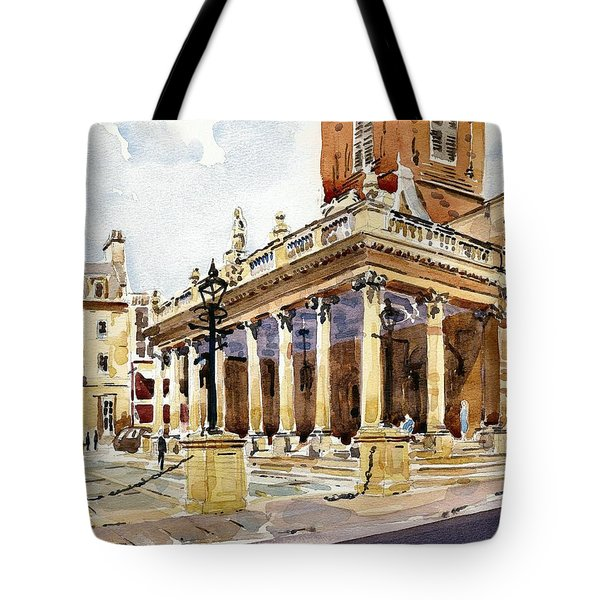 All Saints Church Northampton Tote Bag