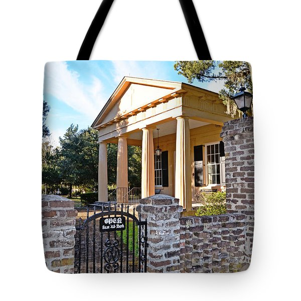 All Saints Waccamaw Tote Bag by Linda Brown