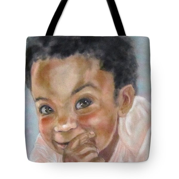 All Smiles Tote Bag