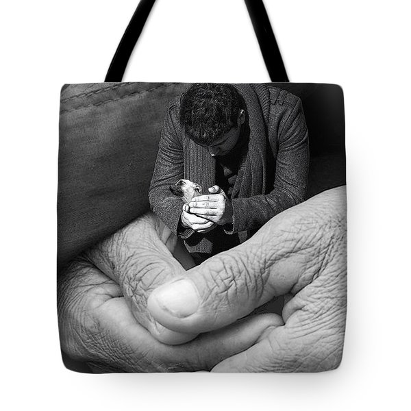 All That Is Precious Tote Bag