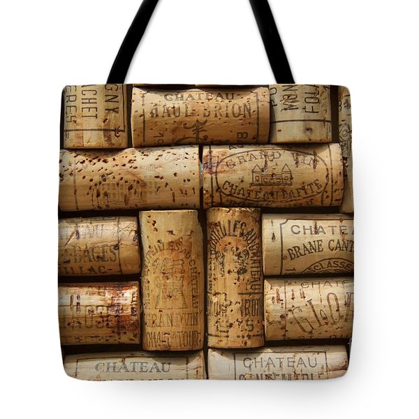 Grand Cru  Tote Bag by Anthony Jones