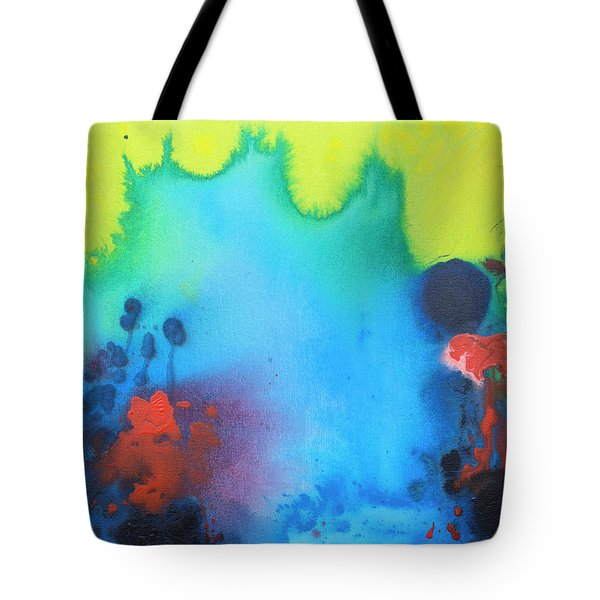All The Noise Tote Bag