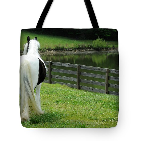 All The Pretty Willows Tote Bag
