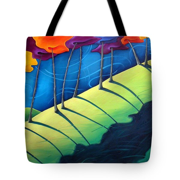 All The Same In The End Tote Bag by Richard Hoedl