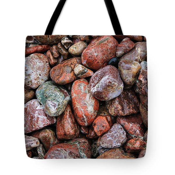 All The Stones Tote Bag