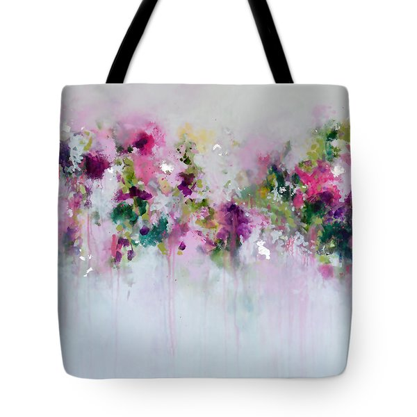 All The Sweet Promises Tote Bag