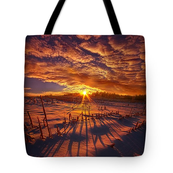 All The Things That I'd Like To Say Tote Bag