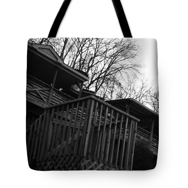 All The Way Tote Bag
