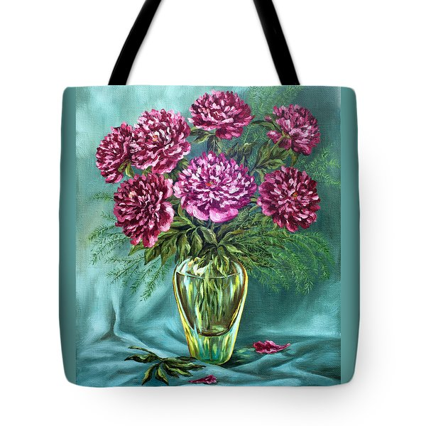 All Things Beautiful Tote Bag by Karen Showell