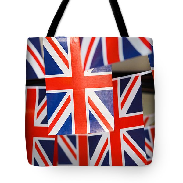 All Things British Tote Bag