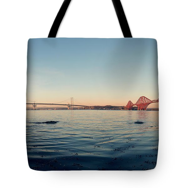 All Three Bridges Tote Bag