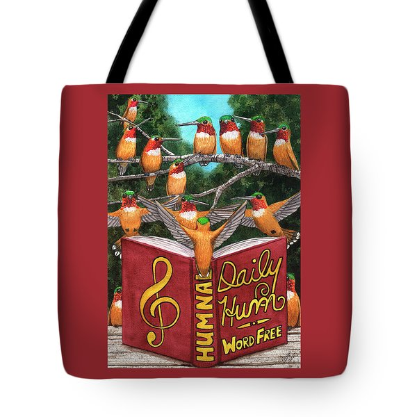 All Together Now. Tote Bag