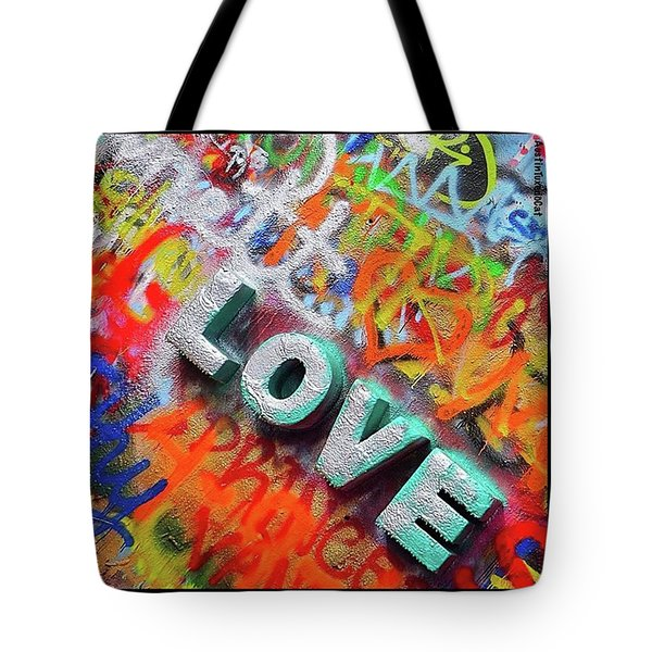 All You Need Is #love. And Maybe Tote Bag