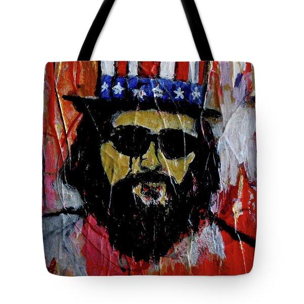 Allan Ginsberg Tote Bag