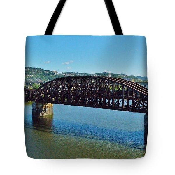 Allegheny Crossing Tote Bag