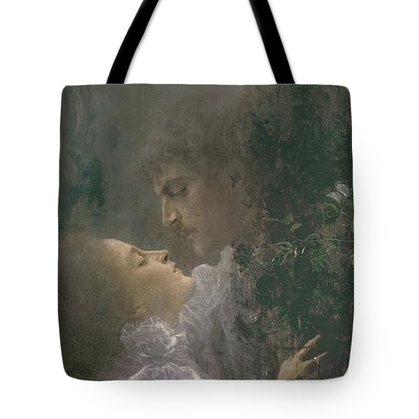 Allegory Of Love Tote Bag