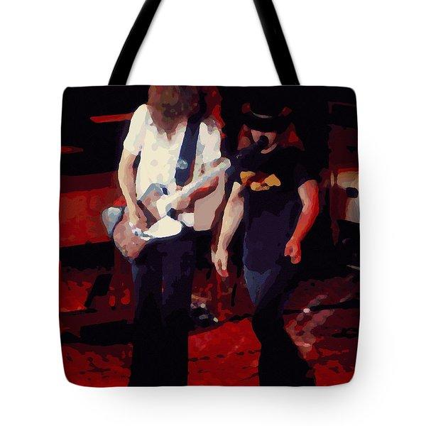 Allen And Ronnie Winterland 1 Tote Bag