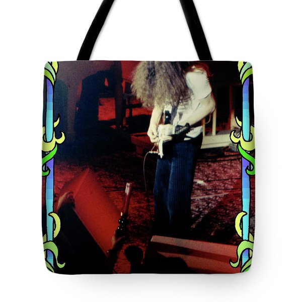 Tote Bag featuring the photograph A C Winterland Bong 4 by Ben Upham