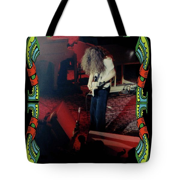 Tote Bag featuring the photograph A C Winterland Bong 5 by Ben Upham