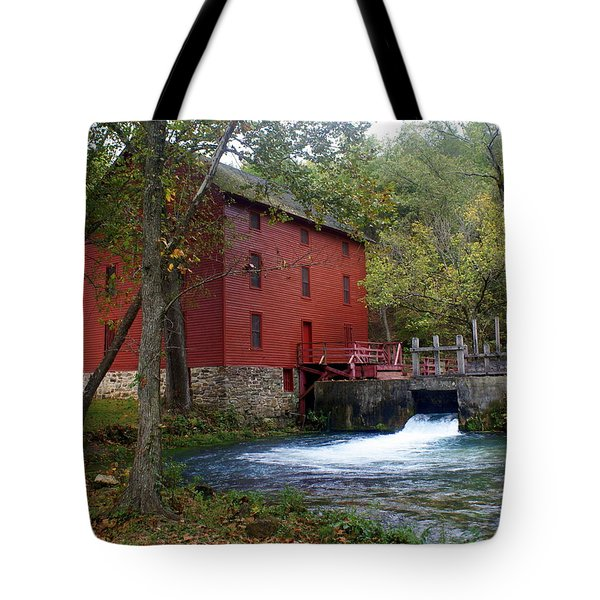 Alley Sprng Mill 3 Tote Bag
