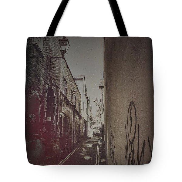 Alleyway Exe Tote Bag
