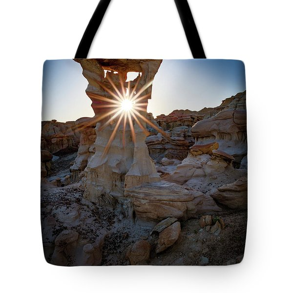 Allien's Throne Tote Bag