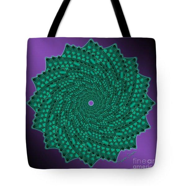 Alligator-dragon Tail Tote Bag