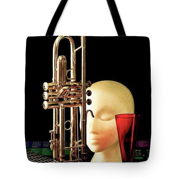 Allison's Horn Tote Bag