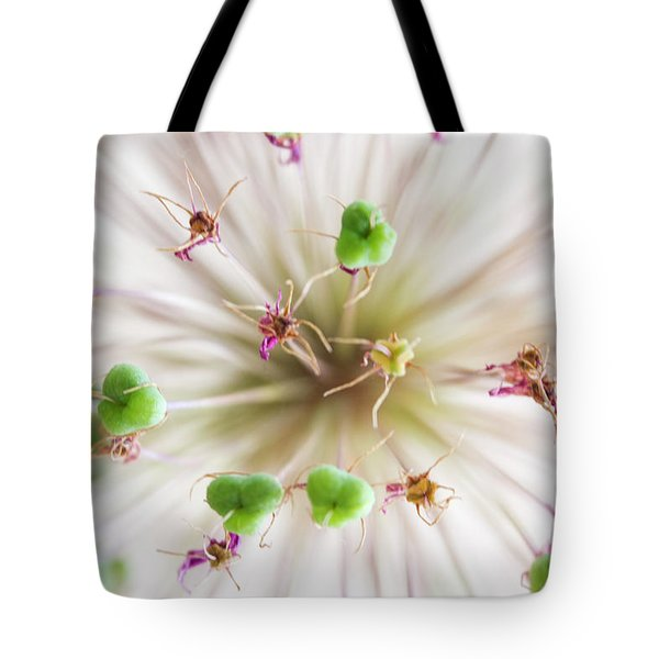 Allium Zoom Tote Bag