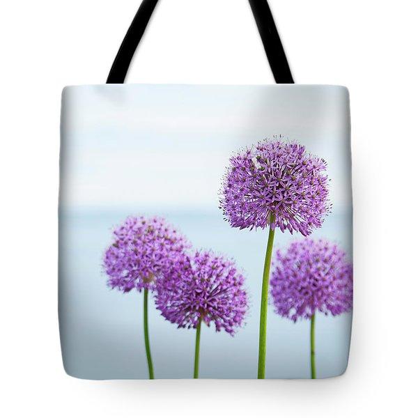 Alliums 1 Tote Bag