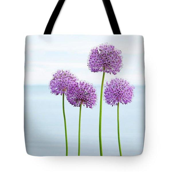 Alliums 2 Tote Bag