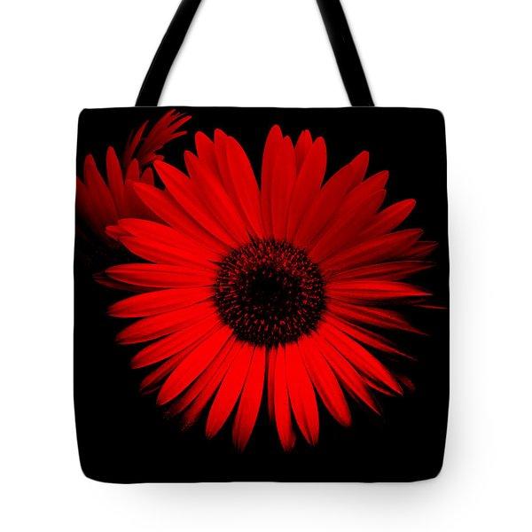 Alluring Gerbera Tote Bag