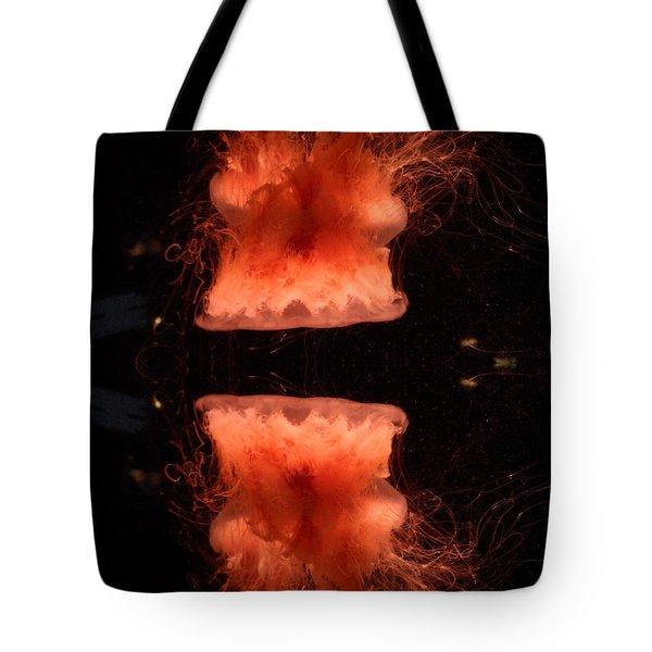 Alluring Jellyfish  Tote Bag