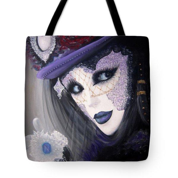 Alluring Venetian Tote Bag