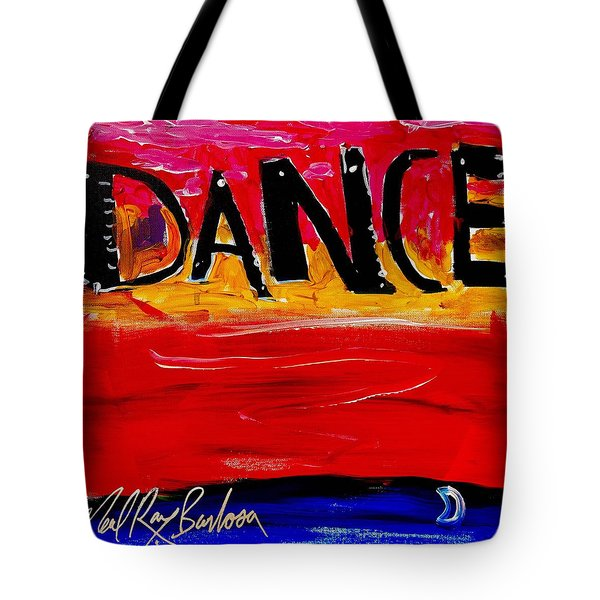 Allways Dance Tote Bag