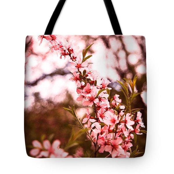 Almonds1 Tote Bag