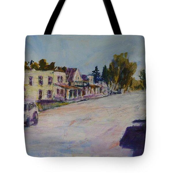 Almont  Tote Bag
