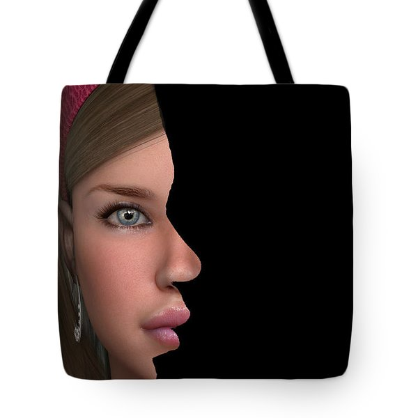 Almost Ethnic Tote Bag