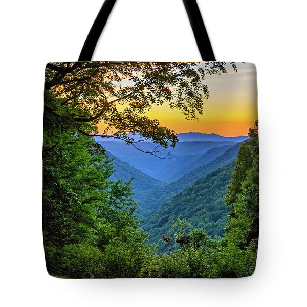 Almost Heaven - West Virginia 3 Tote Bag