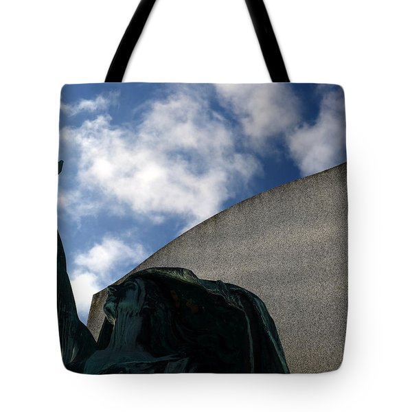 Almost Home Tote Bag