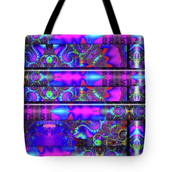 Tote Bag featuring the digital art Almost Home by Robert Orinski