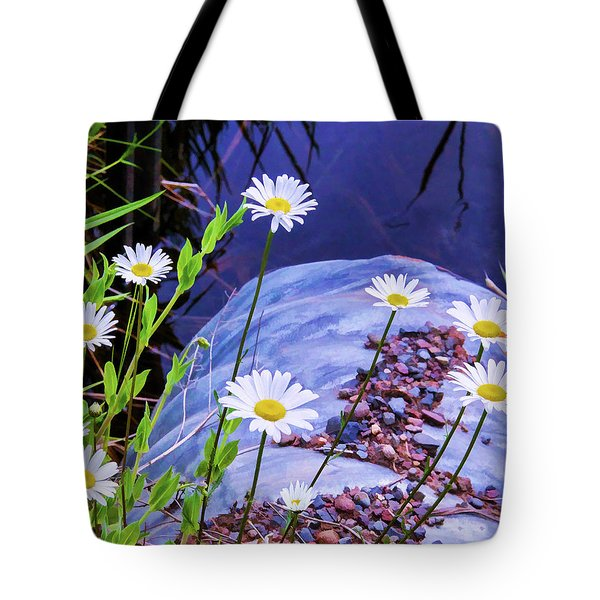 Almost In The Drink Tote Bag